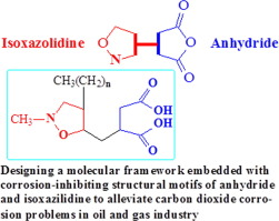 Assembly of succinic acid and isoxazolidine motifs in a single