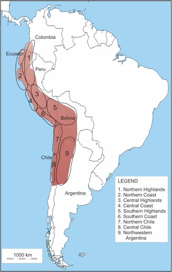 An Introduction To Advances In Andean South American