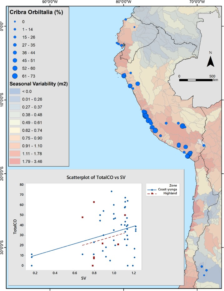 Spatial paleopathology: A geographic approach to the etiology of