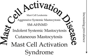 Mast cell activation disease and the modern epidemic of