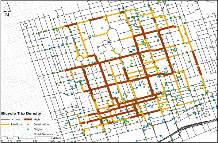 Metropolis-Hasting based Expanded Path Size Logit model for