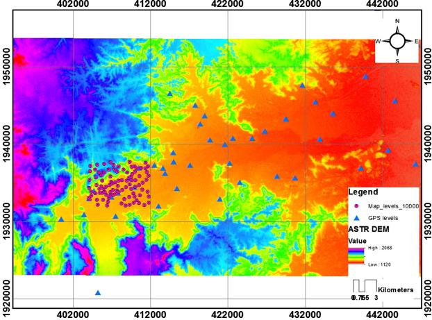Vertical Accuracy Assessment For SRTM And ASTER Digital Elevation - Dem download