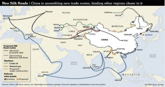 "Maritime Shipping and Export Trade on ""Maritime Silk Road ..."