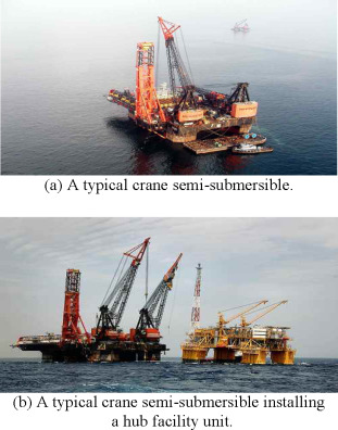 Issues in offshore platform research - Part 1: Semi-submersibles