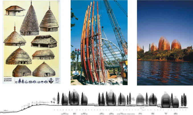 Modernity in tradition: Reflections on building design and