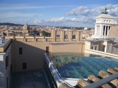 The Extension Of Rome S Capitoline Museums And The Design Of