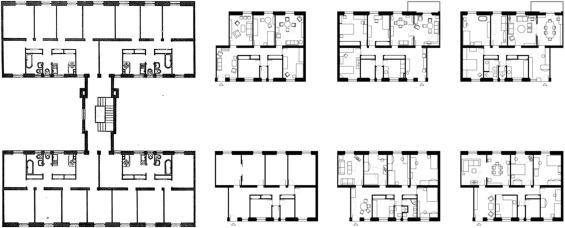 Housing flexibility problem: Review of recent limitations