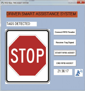 Drivers' smart advisory system improves driving performance