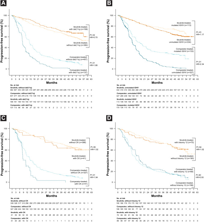 Long-Term Studies Assessing Outcomes of Ibrutinib Therapy in