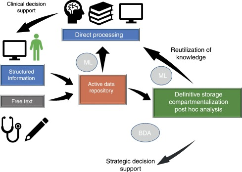 Big Data Analysis and Machine Learning in Intensive Care