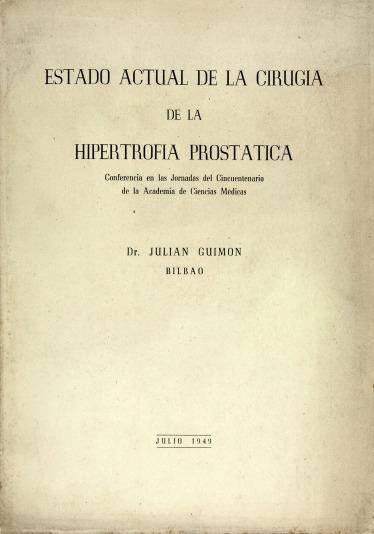 hipertrofia de próstata cie 100