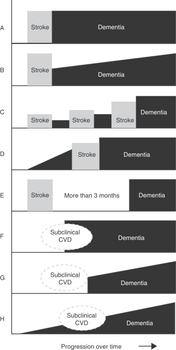 Diagnosis of vascular cognitive impairment and its main