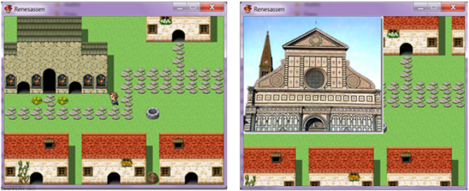 """Move over, I will find Jerusalem"""": Artifacts in game design in"""