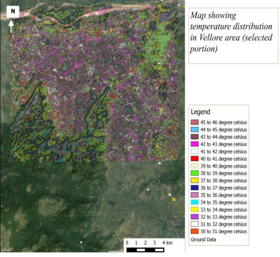 Influence of urban areas on environment: Special reference