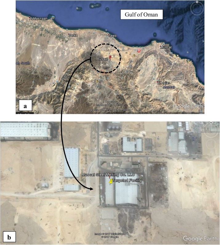 Evaluation of the impact of ground-level concentrations of