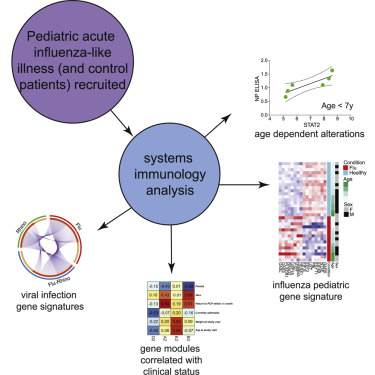 Genomic Circuitry Underlying Immunological Response to