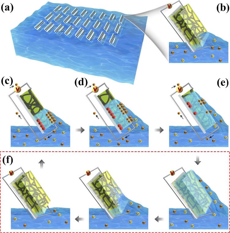 Generators to harvest ocean wave energy through