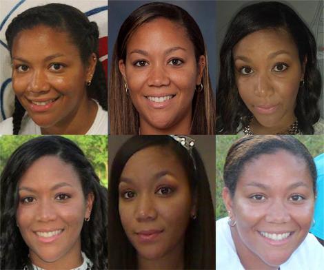 Improving Identity Matching of Newly Encountered Faces