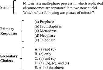 Multiple-Choice Testing in Education: Are the Best Practices