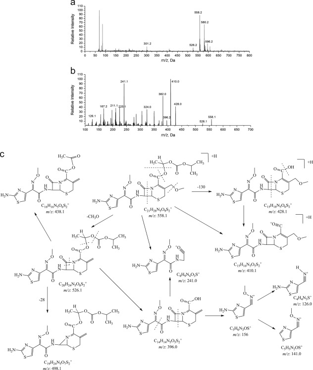 Characterization Of Impurities In Cefpodoxime Proxetil Using Lcmsn