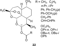 Artemisinin anti-malarial drugs in China - ScienceDirect