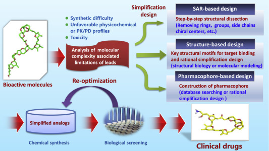 Structural Simplification An Efficient Strategy In Lead Optimization Sciencedirect