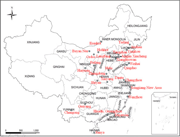 Wasted cities in urbanizing China - ScienceDirect
