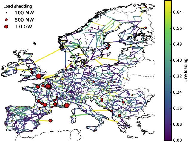 PyPSA-Eur: An open optimisation model of the European transmission