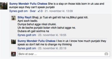 Punjabi at heart: Language, legitimacy, and authenticity on