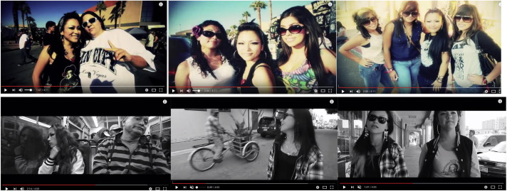 Mona Aka Sad Girl A Multilingual Multimodal Critical Discourse Analysis Of Music Videos Of A Japanese Chicana Rap Artist Sciencedirect