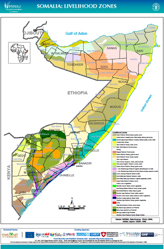 Hidden dimensions of the Somalia famine - ScienceDirect