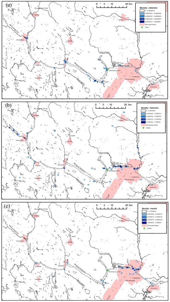 Partitory mapping of ecosystem services to understand ... on