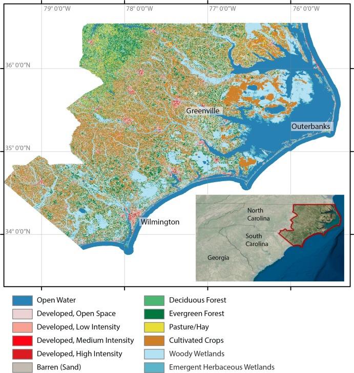 Quantifying the visual-sensory landscape qualities that