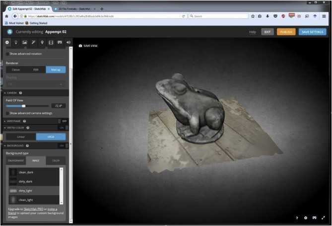 From photo to 3D to mixed reality: A complete workflow for