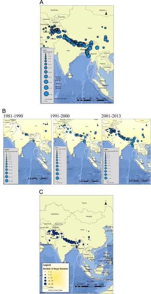 Mapping The Vulnerability Hotspots Over Hindu Kush Himalaya Region