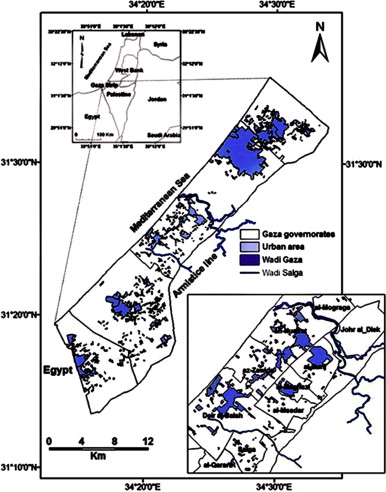 Drinking Water Quality Assessment Of The Middle Governorate In The