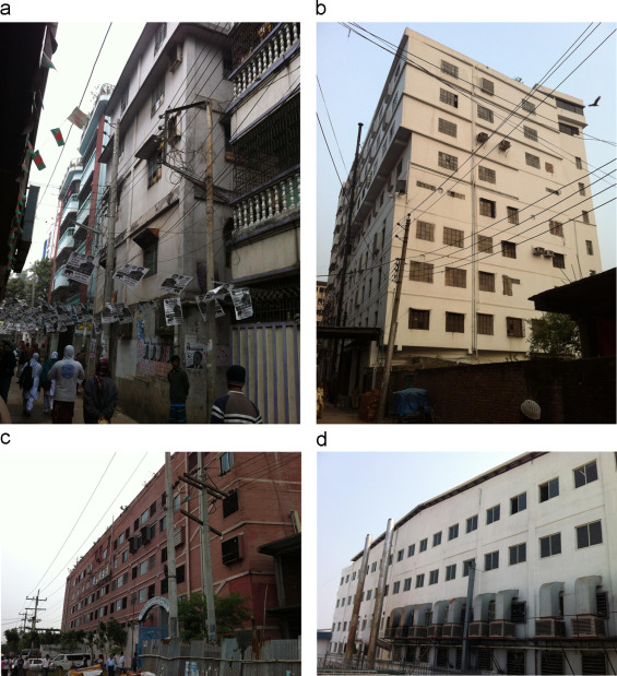 Workplace safety compliance of RMG industry in Bangladesh