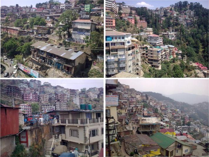 Image result for urban development on hill slopes