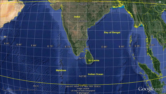 Ecology of ancient Tank Cascade Systems in island Sri Lanka ...