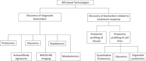 Advances In Mass Spectrometry Based Technologies To Direct Personalized Medicine In Ovarian Cancer Sciencedirect