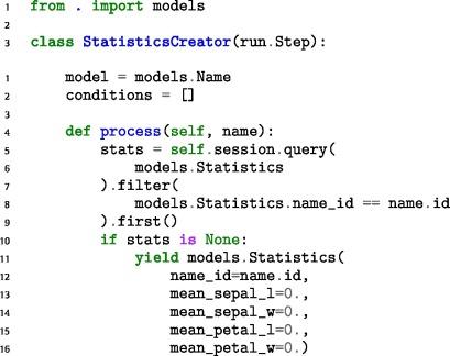 Corral framework: Trustworthy and fully functional data