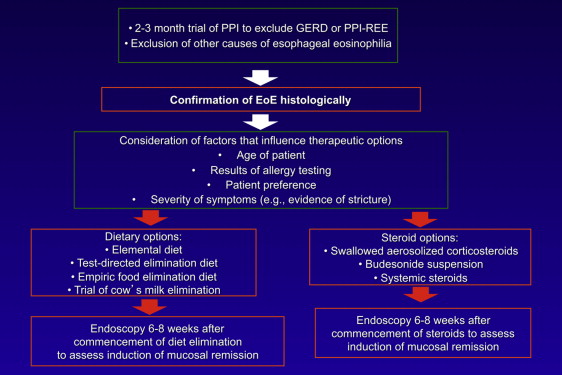 considerations for diagnosis and treatment of eoe