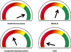 Genetic disorders coupled to ROS deficiency - ScienceDirect