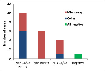 hpv high risk non 16 18 detected