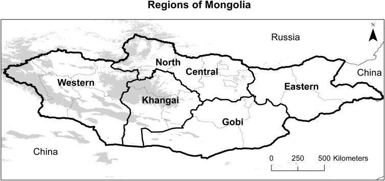 Exploring Linked Ecological And Cultural Tipping Points In Mongolia