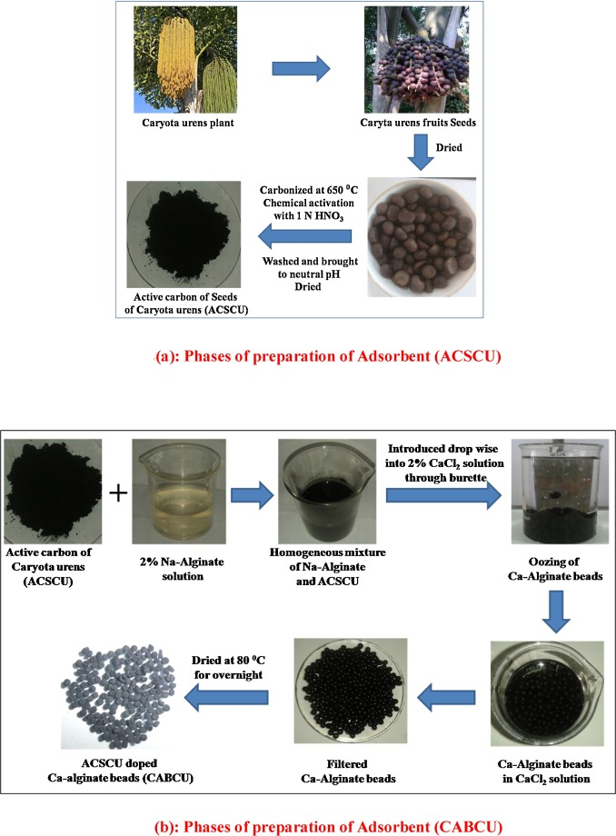 Removal of lead (II) from wastewater using active carbon of