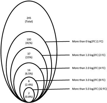Gene Expression Profiling Of Loss Of Tet2 Andor Jak2v617f Mutant
