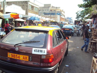 Regulatory Features Of Shared Taxis In Togo.