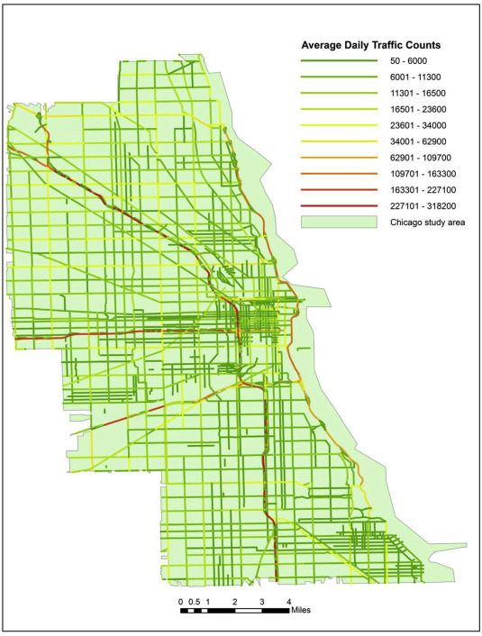 Assessment for health equity of PM2 5 exposure in bikeshare