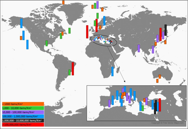 Microplastics In Mediterranean Coastal Area Toxicity And Impact For The Environment And Human Health Sciencedirect